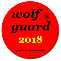 wolf guard® Siegel